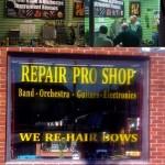 Repairs Main Page