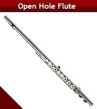 OpenHole Flute