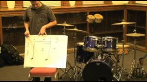 Donny Drum Lesson Part 1