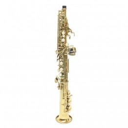 Castle CSS-LACR-HL Soprano Saxophone