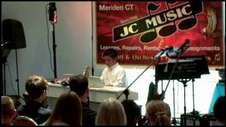 "Peyton Thiel performs ""Take Five"""
