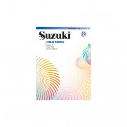Suzuki Violin School Book 1