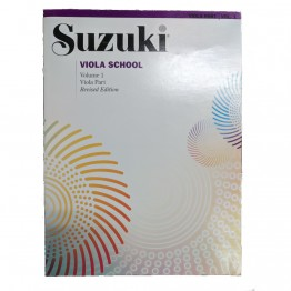 suzuki viola book 1 no CD