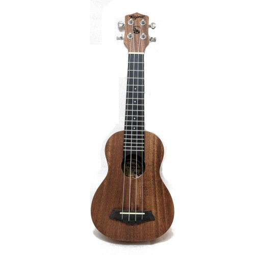 Tagima Natural Satin Finish Soprano Ukulele
