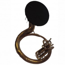 Sousaphone Bell Cover in Black