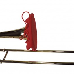 Trombone Bell Cover in Red