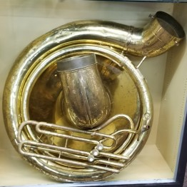 Holton Collegiate Sousaphone